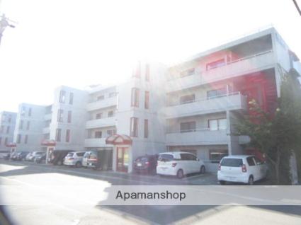 北海道札幌市北区、新琴似駅徒歩4分の築10年 4階建の賃貸マンション