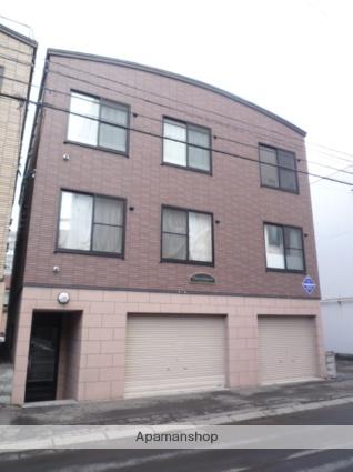 北海道札幌市東区、元町駅徒歩15分の築11年 3階建の賃貸アパート