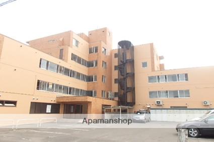北海道札幌市北区、新琴似駅徒歩9分の築28年 5階建の賃貸マンション