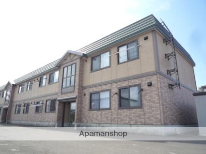 北海道札幌市北区、百合が原駅徒歩9分の築13年 2階建の賃貸アパート