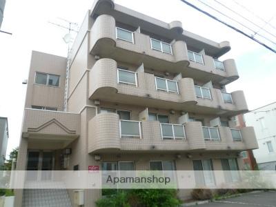 北海道札幌市東区、元町駅徒歩3分の築25年 4階建の賃貸マンション
