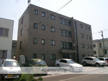 北海道札幌市東区、新道東駅徒歩17分の築11年 4階建の賃貸マンション