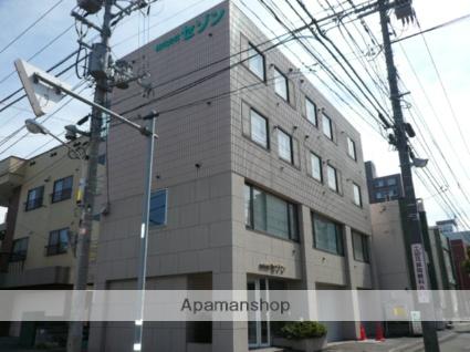 北海道札幌市北区、北24条駅徒歩9分の築27年 4階建の賃貸マンション