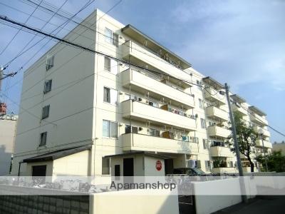 北海道札幌市北区、新琴似駅徒歩5分の築42年 5階建の賃貸マンション