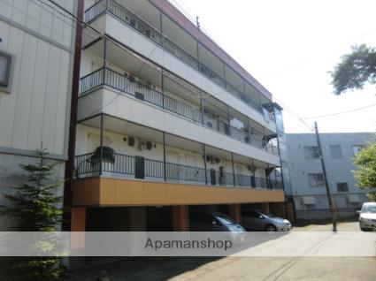 北海道札幌市東区、環状通東駅徒歩16分の築31年 4階建の賃貸マンション