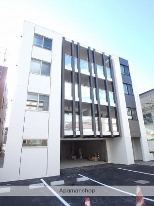 北海道札幌市北区、北34条駅徒歩18分の築2年 4階建の賃貸マンション