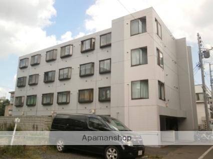 北海道札幌市北区、新琴似駅徒歩20分の築26年 4階建の賃貸マンション