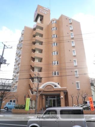 北海道札幌市北区、麻生駅徒歩11分の築26年 9階建の賃貸マンション