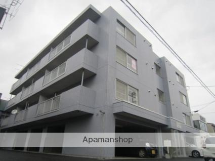 北海道札幌市東区、北24条駅徒歩13分の築19年 4階建の賃貸マンション