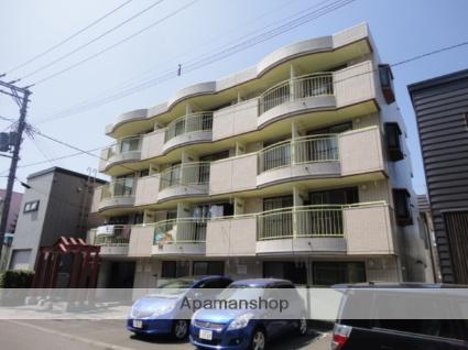 北海道札幌市東区、栄町駅徒歩20分の築27年 4階建の賃貸マンション