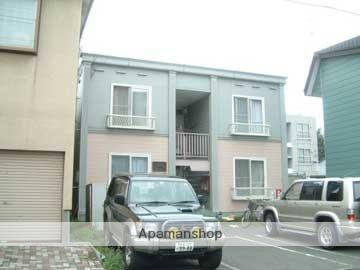 北海道札幌市東区、元町駅徒歩13分の築24年 2階建の賃貸アパート