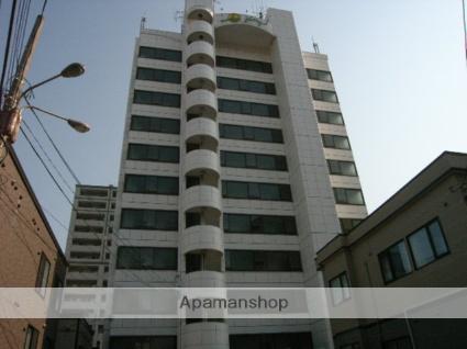 北海道札幌市東区、東区役所前駅徒歩10分の築25年 11階建の賃貸マンション