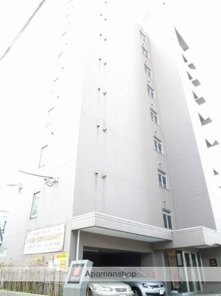 北海道札幌市東区、栄町駅徒歩12分の築19年 9階建の賃貸マンション