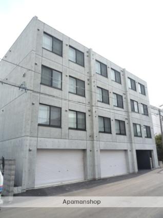 北海道札幌市東区、環状通東駅徒歩9分の築8年 4階建の賃貸マンション