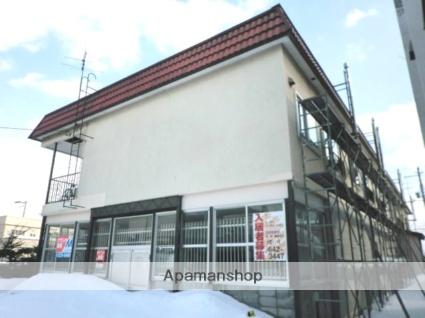 北海道札幌市北区、新琴似駅中央バスバス9分新琴似6−10下車後徒歩1分の築33年 2階建の賃貸アパート