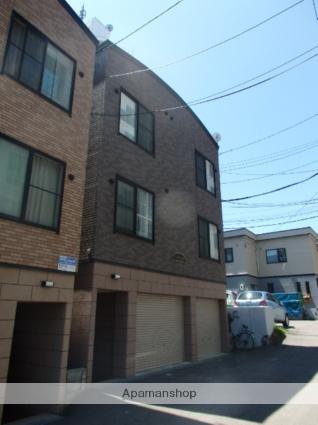 北海道札幌市東区、札幌駅徒歩12分の築11年 3階建の賃貸アパート