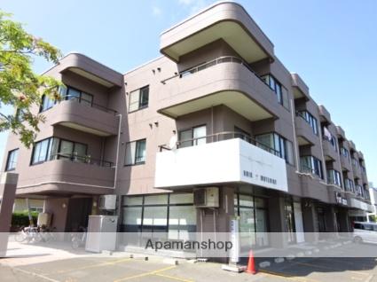 北海道札幌市北区、拓北駅徒歩21分の築25年 3階建の賃貸マンション
