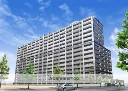 北海道札幌市東区、札幌駅徒歩13分の築7年 15階建の賃貸マンション