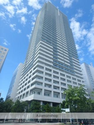 北海道札幌市北区、札幌駅徒歩2分の築11年 40階建の賃貸マンション