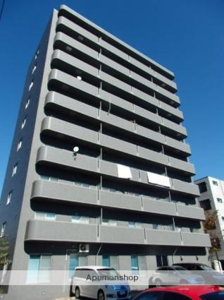 北海道札幌市北区、北18条駅徒歩9分の築20年 10階建の賃貸マンション