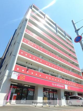 北海道札幌市北区、札幌駅徒歩7分の築10年 9階建の賃貸マンション