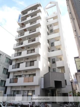北海道札幌市北区、北34条駅徒歩17分の築29年 9階建の賃貸マンション