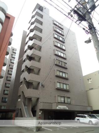 北海道札幌市北区、北12条駅徒歩1分の築18年 10階建の賃貸マンション