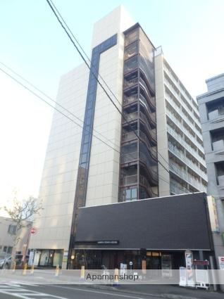 北海道札幌市北区、札幌駅徒歩7分の築37年 11階建の賃貸マンション