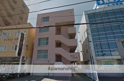 北海道札幌市北区、新琴似駅徒歩5分の築29年 5階建の賃貸マンション