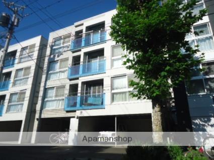 北海道札幌市北区、札幌駅徒歩10分の築5年 4階建の賃貸マンション
