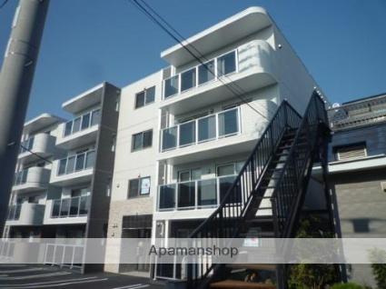 北海道札幌市東区、元町駅徒歩10分の築4年 4階建の賃貸マンション