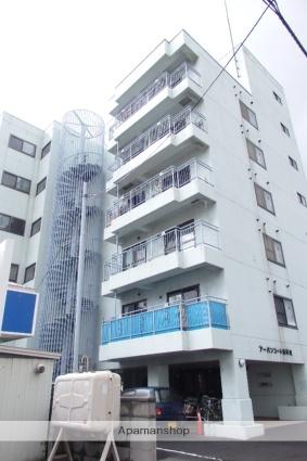 北海道札幌市北区、新琴似駅徒歩6分の築31年 6階建の賃貸マンション