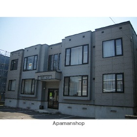 北海道札幌市東区、麻生駅徒歩12分の築17年 2階建の賃貸アパート