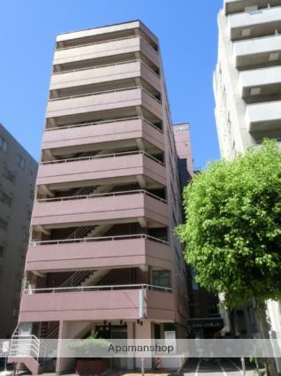 北海道札幌市北区、北18条駅徒歩8分の築36年 9階建の賃貸マンション