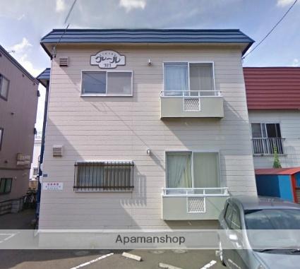 北海道札幌市北区、北34条駅徒歩3分の築31年 2階建の賃貸アパート