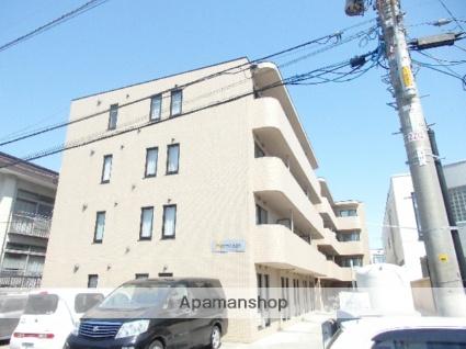 北海道札幌市東区、環状通東駅徒歩9分の築12年 4階建の賃貸マンション