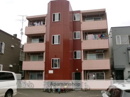 北海道札幌市東区、環状通東駅徒歩12分の築24年 4階建の賃貸マンション