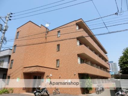 北海道札幌市東区、北12条駅徒歩13分の築11年 4階建の賃貸マンション