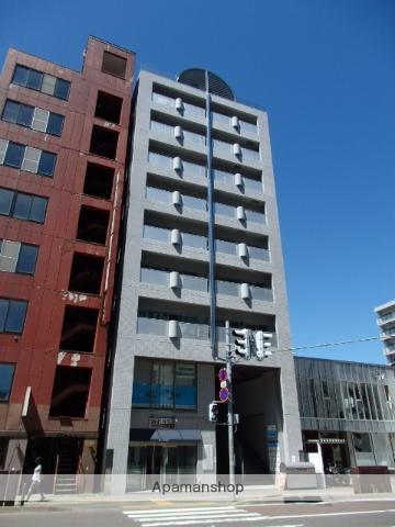 北海道札幌市中央区、円山公園駅徒歩10分の築27年 9階建の賃貸マンション