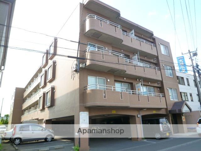 北海道札幌市中央区、桑園駅徒歩5分の築22年 4階建の賃貸マンション