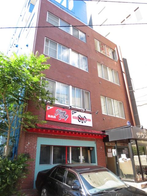 北海道札幌市中央区、すすきの駅徒歩7分の築43年 5階建の賃貸マンション