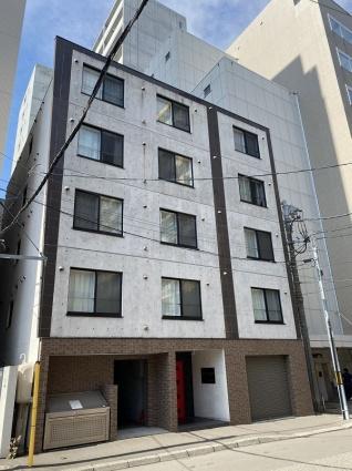 ブランノワール札幌駅前[1LDK/33.83m2]の外観1