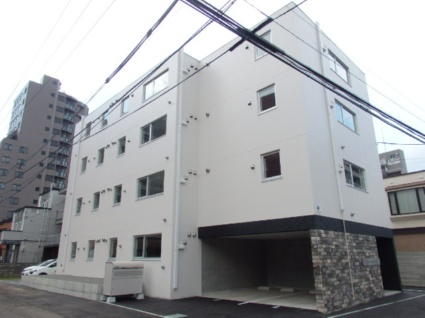 Hills SapporoⅢ[1LDK/34.17m2]の外観2