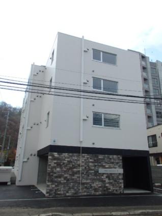 Hills SapporoⅢ[1LDK/34.17m2]の外観3