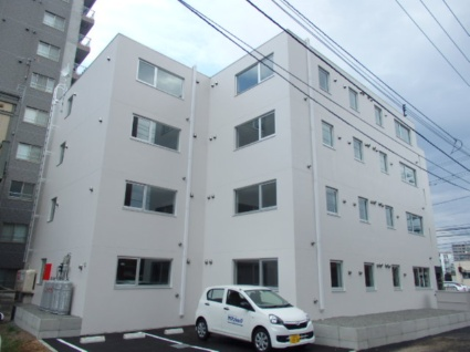 Hills SapporoⅢ[1LDK/34.17m2]の外観4