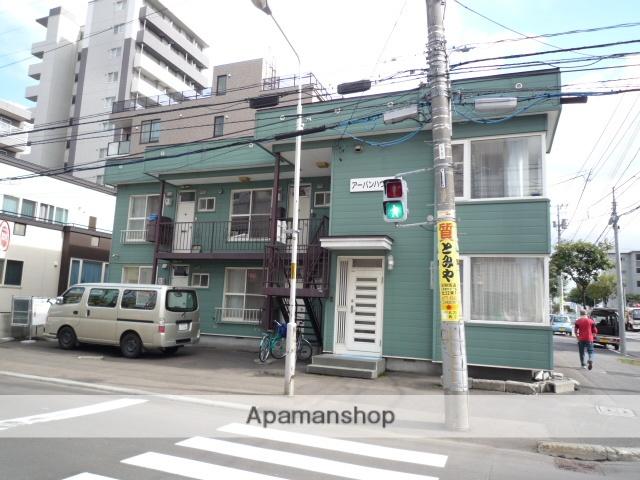 北海道札幌市北区、北34条駅徒歩16分の築30年 2階建の賃貸アパート