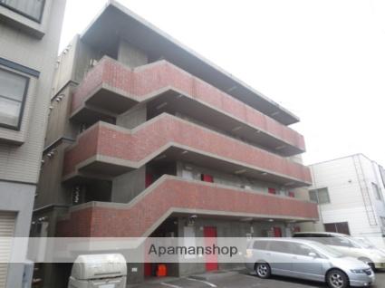 北海道札幌市中央区、中島公園駅徒歩15分の築26年 4階建の賃貸マンション