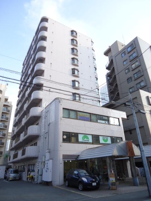 北海道札幌市中央区、西28丁目駅徒歩12分の築28年 11階建の賃貸マンション