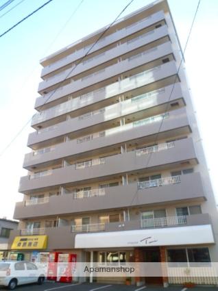北海道函館市、函館駅徒歩8分の築19年 10階建の賃貸マンション