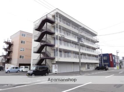 北海道函館市、千代台駅徒歩13分の築16年 5階建の賃貸アパート